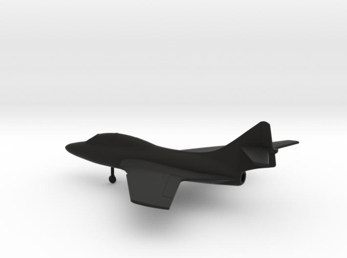 Grumman TF-9J Cougar 3d printed