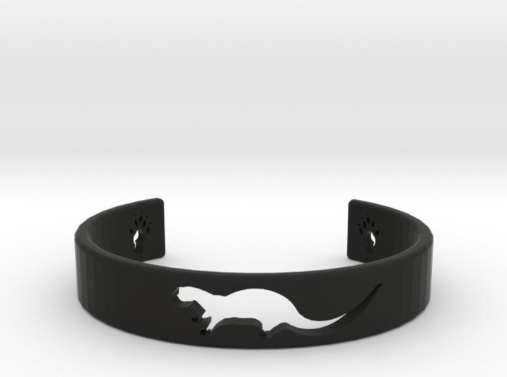 Otter Bracelet 3d printed