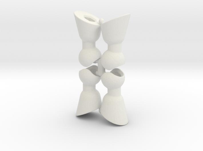 4 Hoof Set for ModiBot 3d printed 4 Hoof Set for ModiBot