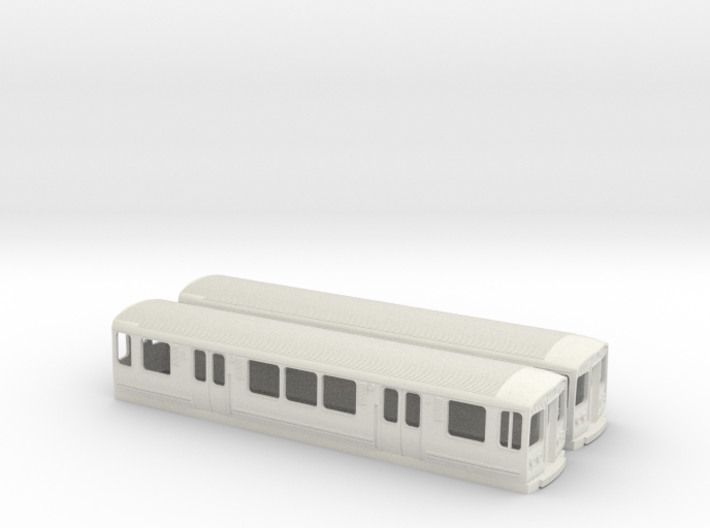 CTA 2400 Series 3d printed