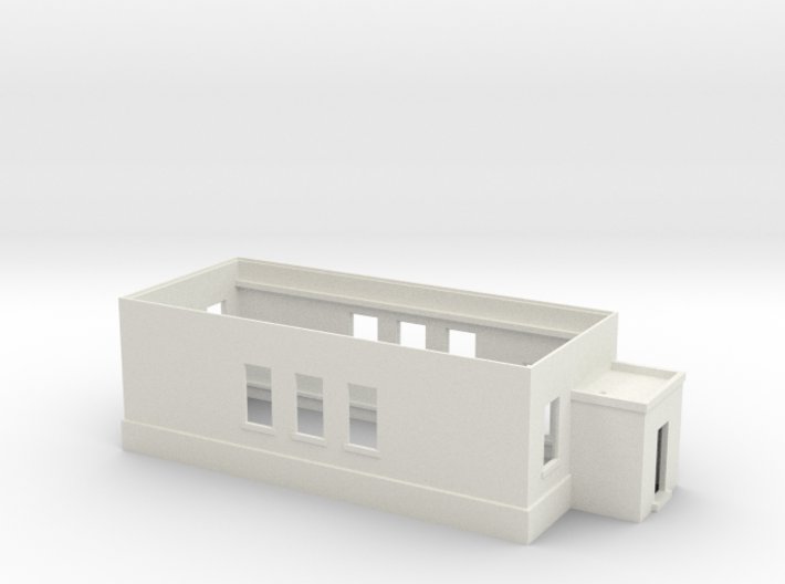 Tower 106 Ground Level (HO 1:87) 3d printed