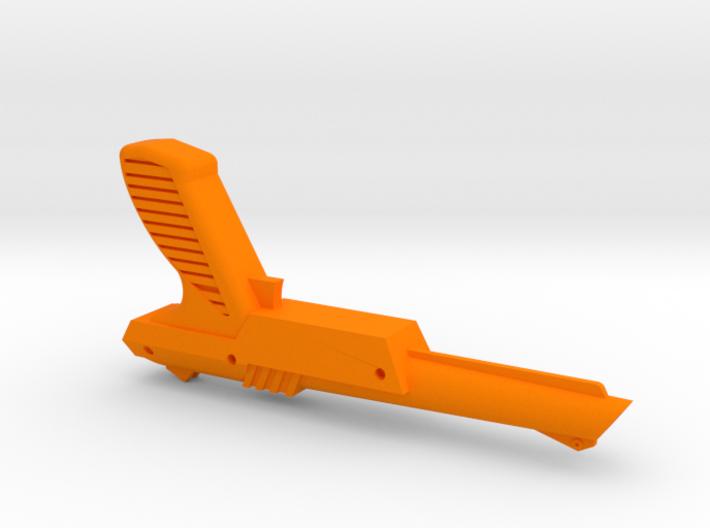 "PRHI 6"" Scale Zapper Blaster 3d printed"