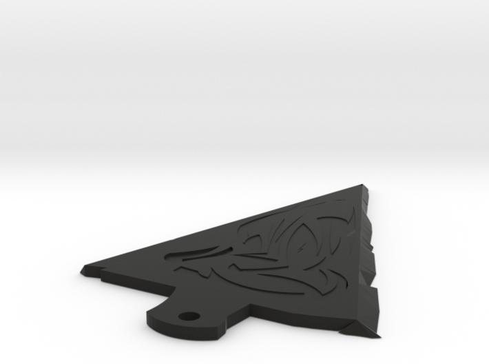 Arrowhead 3d printed