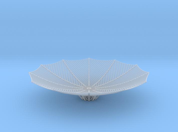 HGA-dish 1.6 mm 3d printed