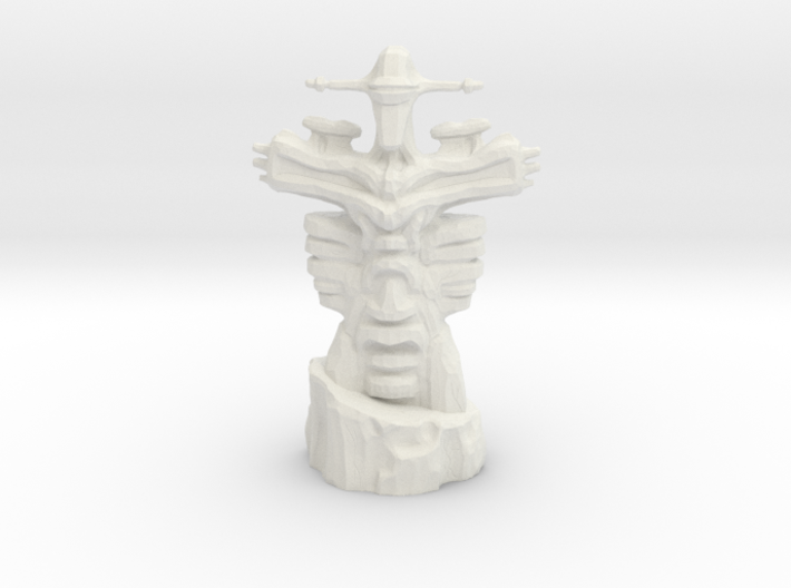 Dota2 Dire Tower 3d printed