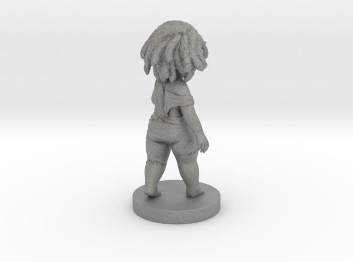 Zombie 3d printed