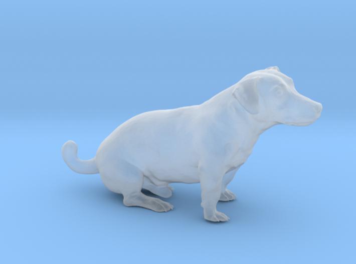 Jack Russell Terrier 3d printed