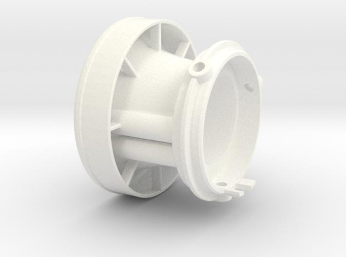 CRF150R velocity stack Mk 2.2 3d printed