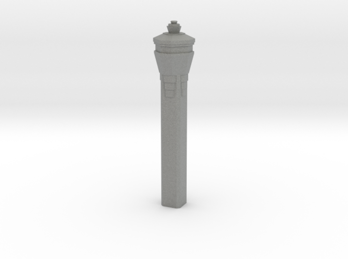 Miami International Airport Tower 3d printed