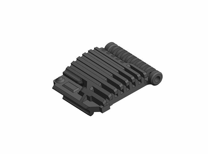Graflex Master - Part7 - SD Cap 3d printed