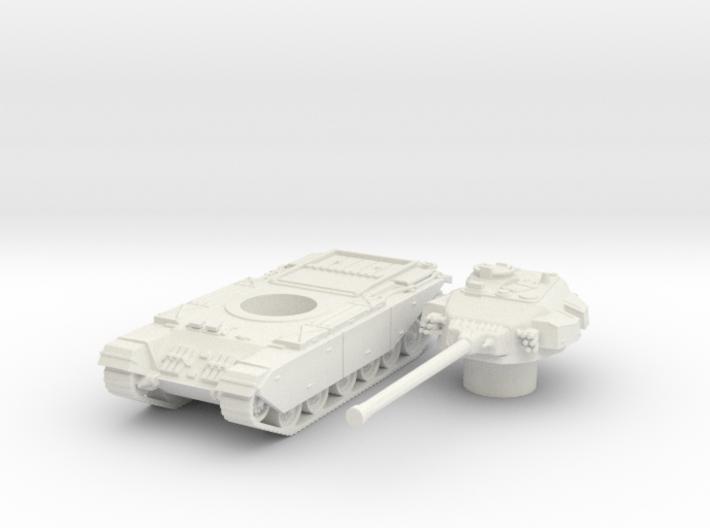 Centurion 3 scale 1/100 3d printed