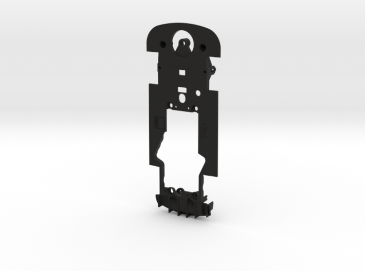 S22-ST2 Chassis for Scalextric Audi R8 STD/STD 3d printed