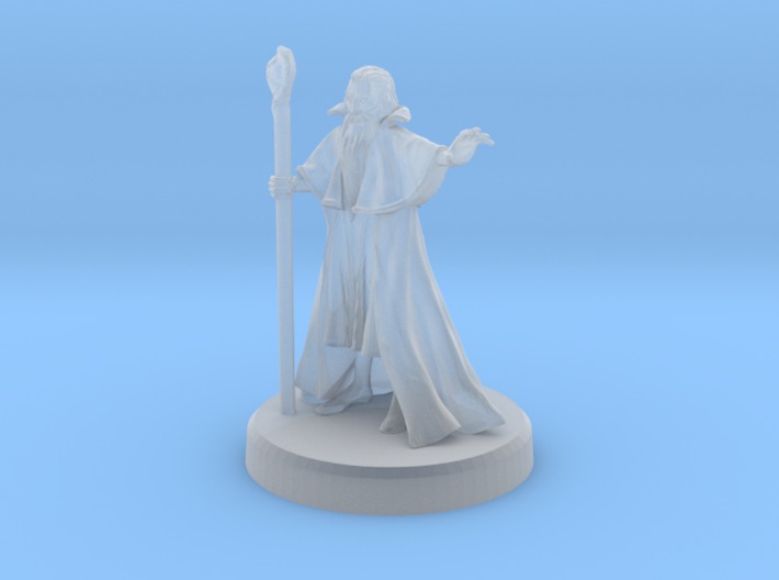 Wizard  3d printed