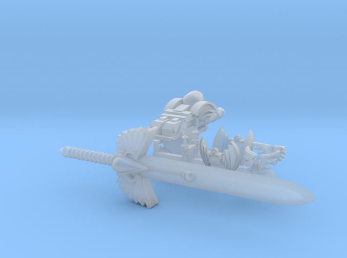 Terror Marines character kit 3d printed