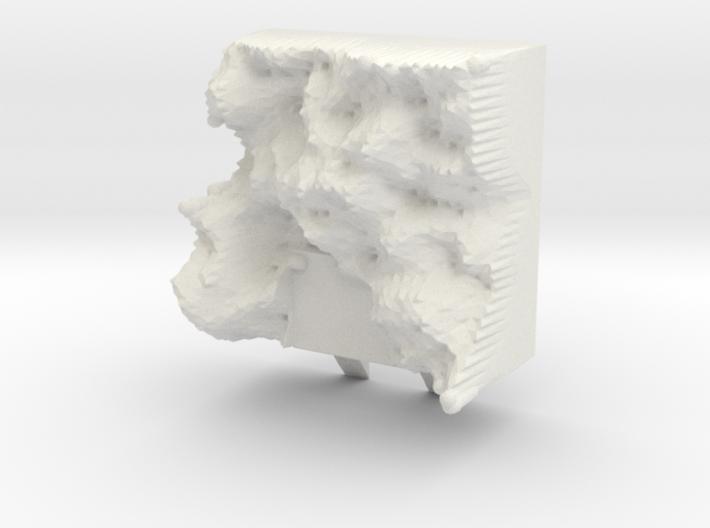 Underground Industrial Complex 3d printed