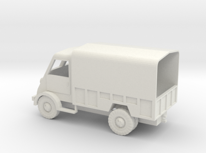 1/72 Peugeot DMA Wehrmacht 3d printed