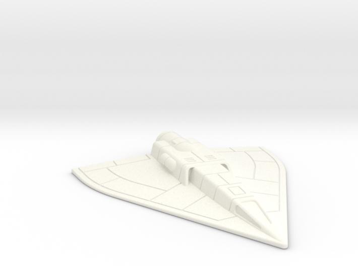 6mm Interface Shuttle 3d printed