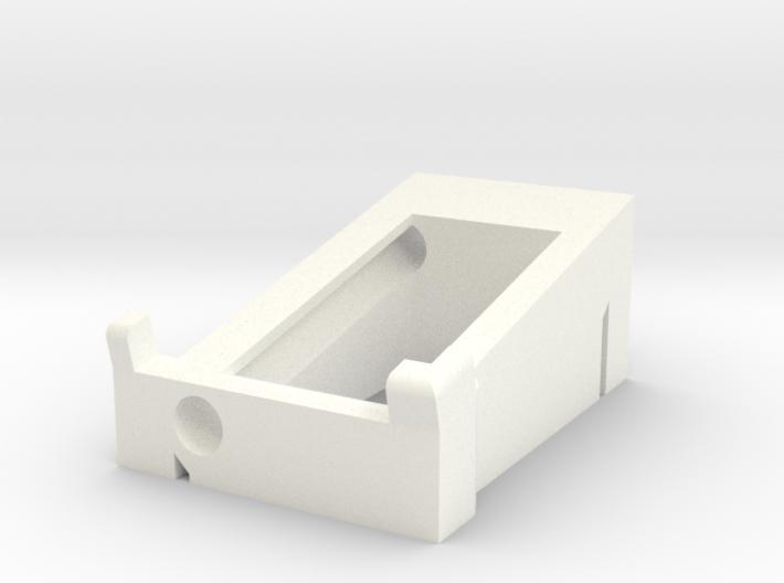 Preston Single Channel Cradle 3d printed