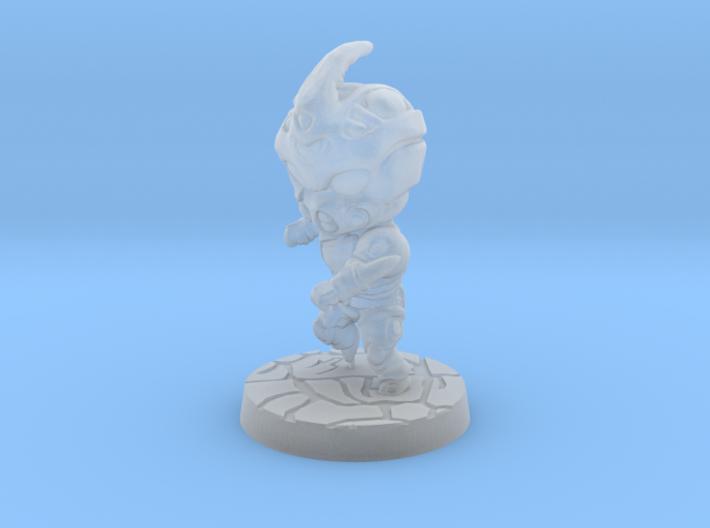 Booster v2 3d printed