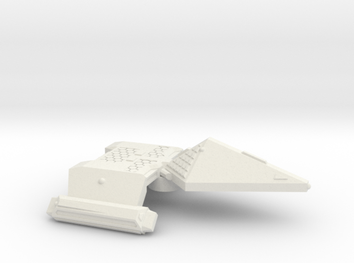 3788 Scale Neo-Tholian Frigate SRZ 3d printed