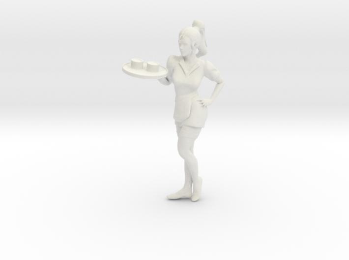 Printle V Femme 051 - 1/12 - wob 3d printed