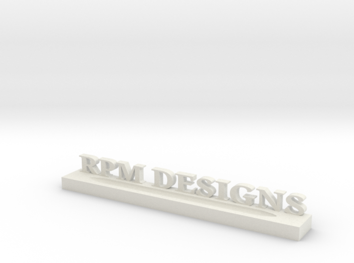 Pen Holder with Text Customization 3d printed