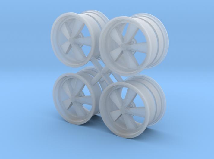 Hot Wheels 1/25 15x9 3d printed