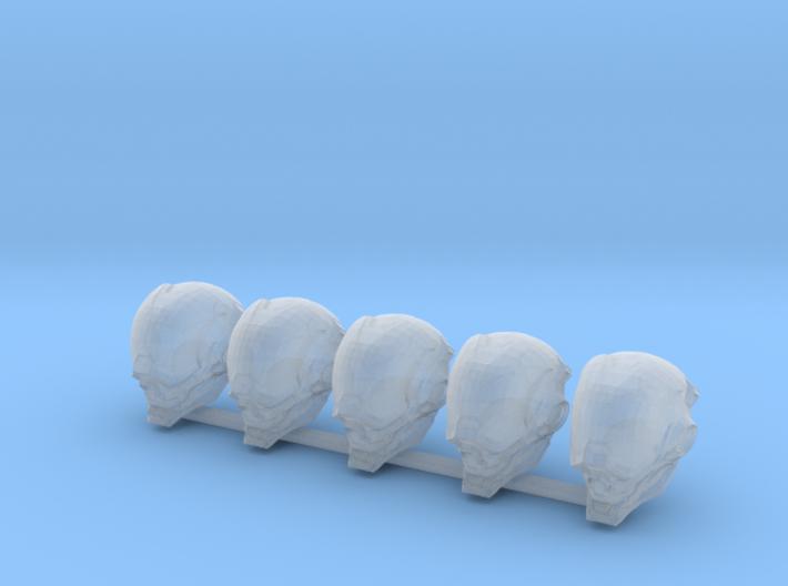 MB_MCX Halo 5 Locus 5x 3d printed