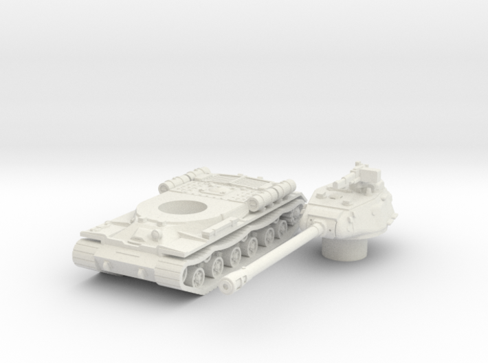IS 2 late scale 1/87 3d printed