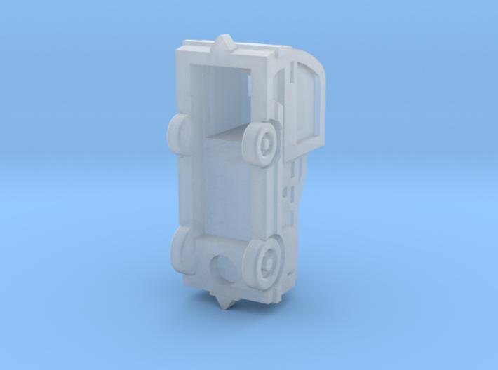 Comet3E tractor 3d printed