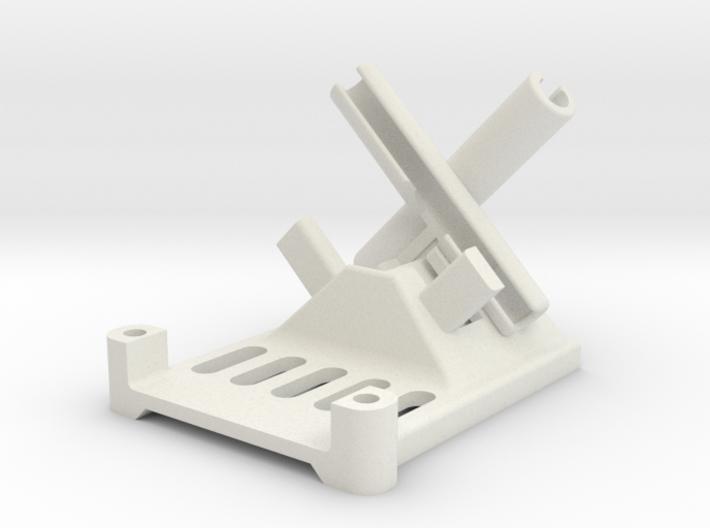 OcySync Dipole + Pagoda 90º antenna mount (DJI) 3d printed
