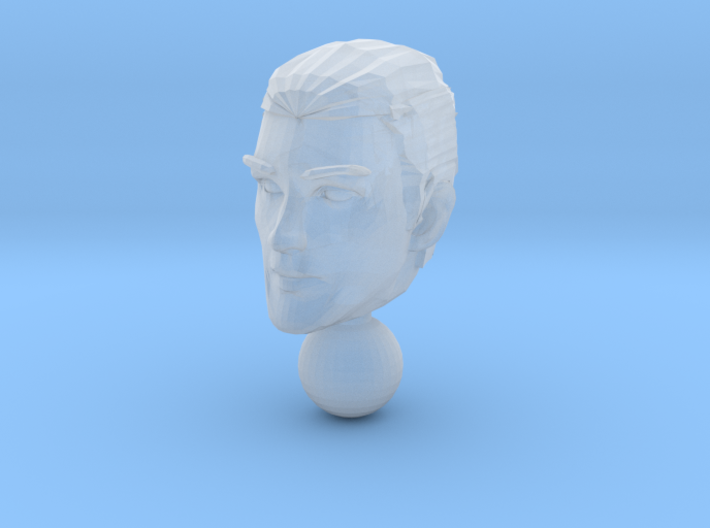 micro head 1 3d printed Recommended