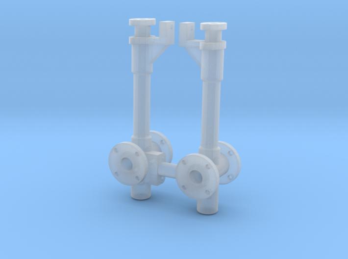 119 FW pump 3d printed