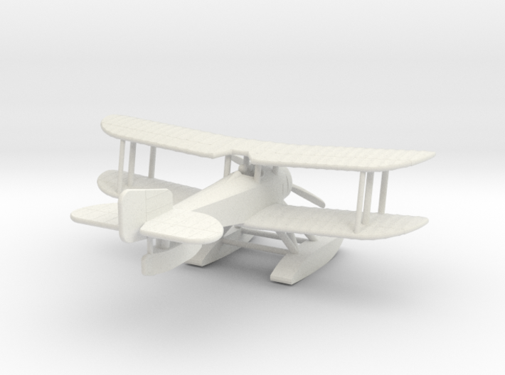 Fairey Hamble Baby 3d printed