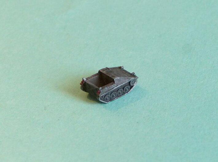 Hotchkiss Transport-Tank CC-2 Cargo 1/285 6mm 3d printed Add a caption...