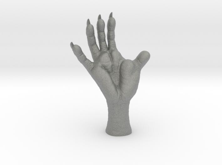 1.5 inch Opossum Foot- Plastics 3d printed