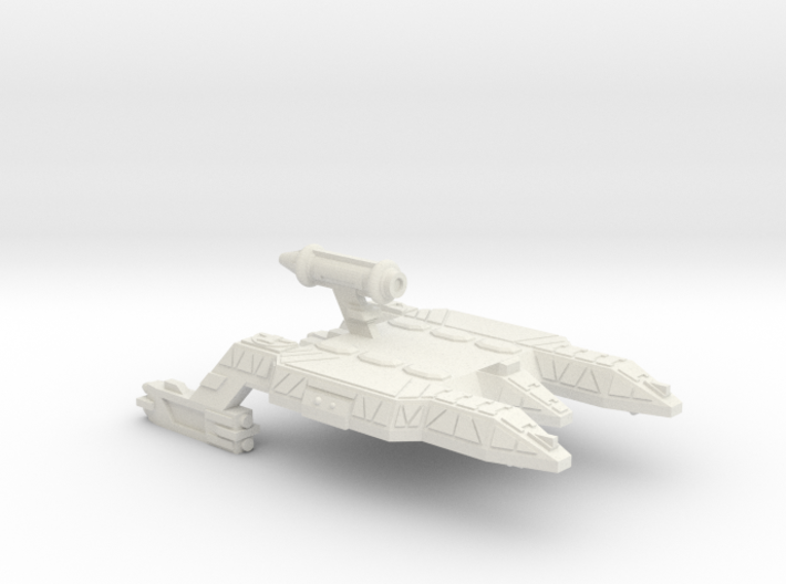 3788 Scale Lyran Refitted JagdPanther CVN 3d printed
