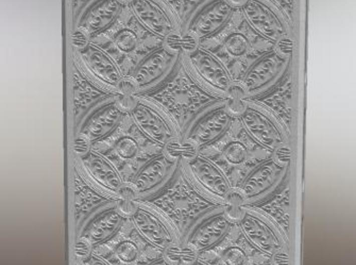 "iPhone Bumper with Portuguese Tiles - ""Azulejos Po 3d printed iPhone Bumper - Portugal Tiles"