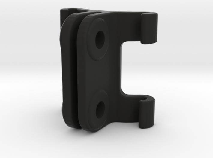 Frame Number Holder - Round Seatpost 3d printed