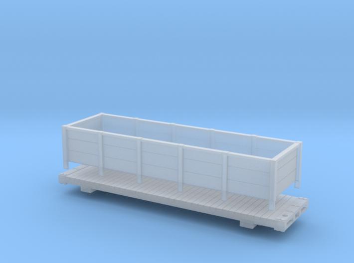 gilpin Coal Car v2 3d printed