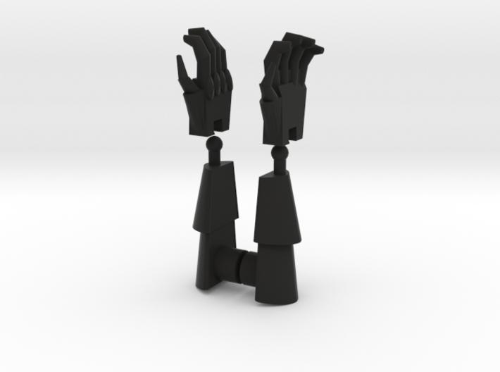 Queen Hands Set 3d printed