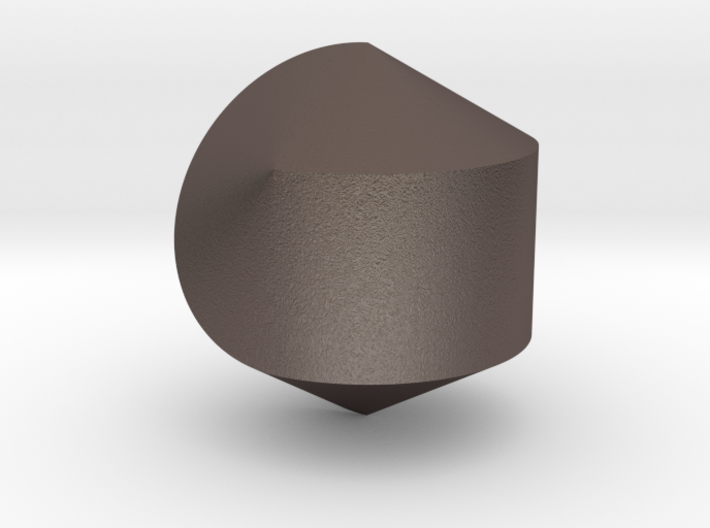 Hexasphericon Solid & True 3d printed
