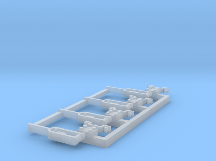 Float Bridge Rail Alignment Jack 3d printed