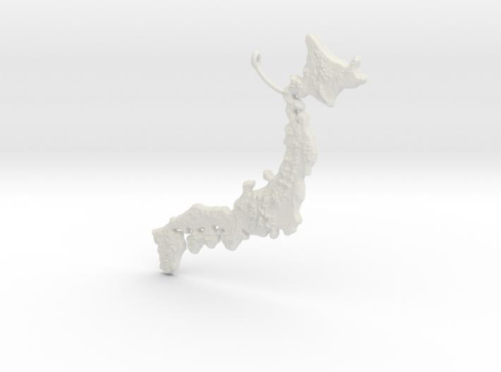 Japan Christmas Ornament 3d printed