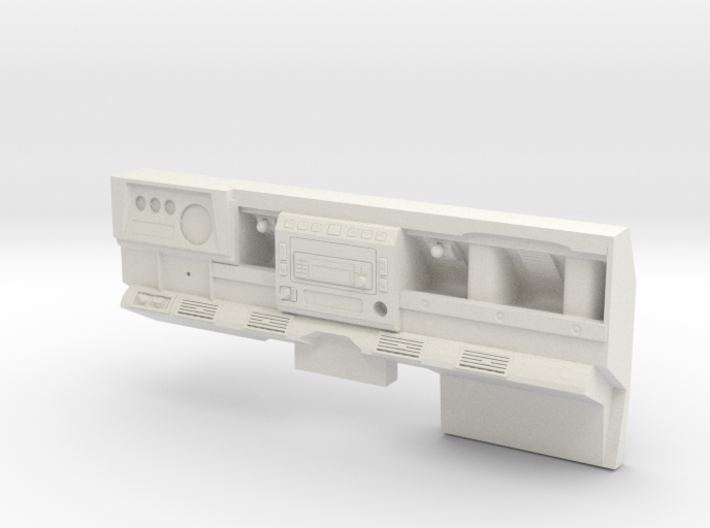 Defender D90 Dash Left Side Drive Highly detailed 3d printed
