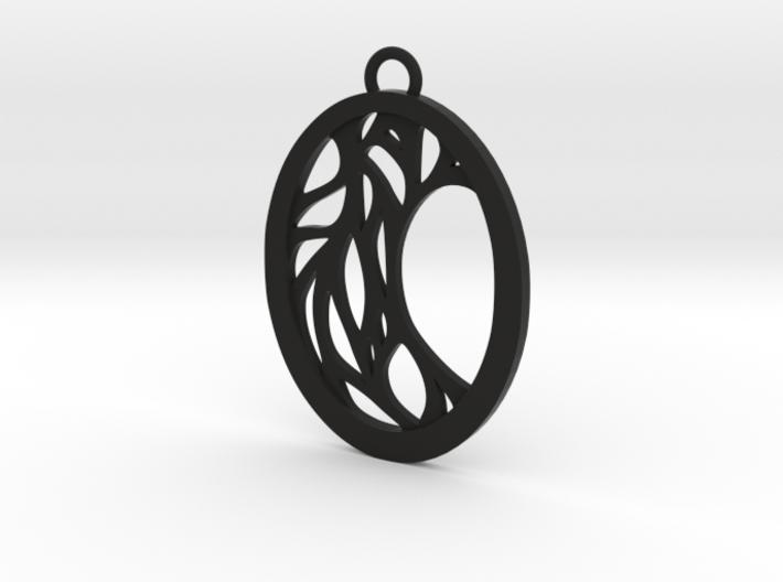 Meliae pendant 3d printed