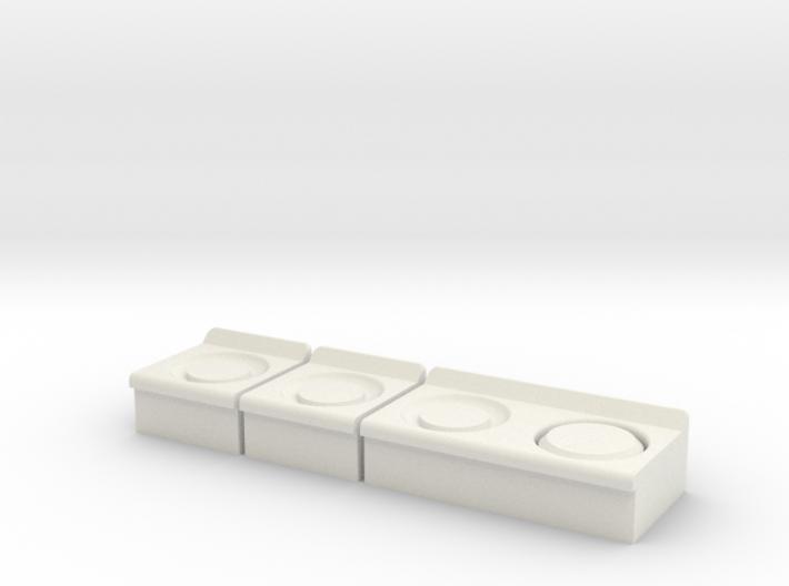 Cassette Recorder Keycap Set 3d printed