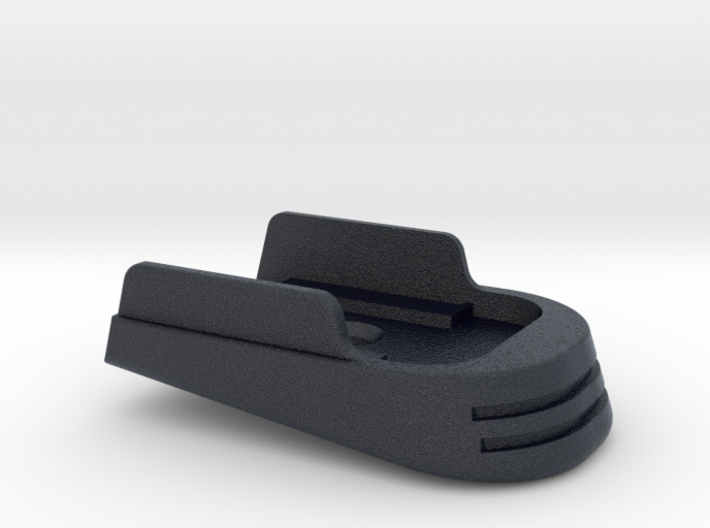 Small Extended Base Pad for SIG P365 3d printed