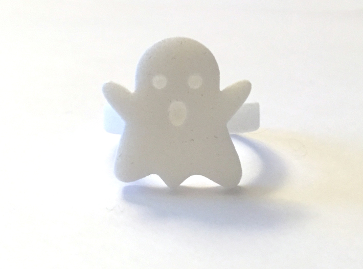 Small Ghost Ring 3d printed