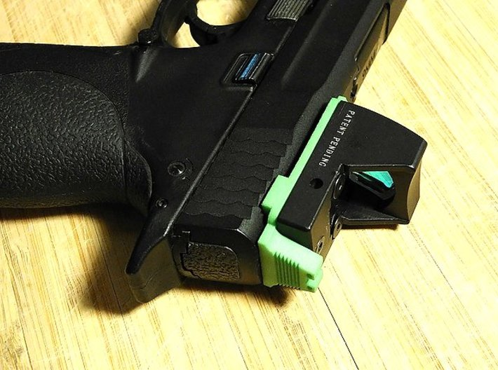 RMR Mount for M&P40 M&P9 3d printed
